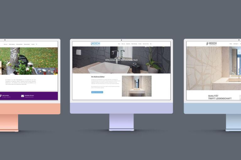 breakpoint projekt koch websites