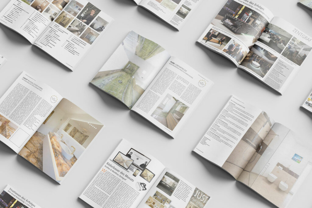 drossel sbk mockup magazine